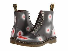 Dr. Martens  Women's 1460 Pascal Blue Navy White Red Boots US ALL Sizes!!