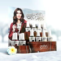 Harmony Gelish Gel Polish Thrill Of The Chill Collection 0.5oz *Choose any one*