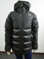 NWT Womens The North Face TNF Summit L6 Down Belay Parka Insulated Jacket Black