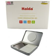 HAIDA Pro II MC Optical 150 mm x 100 mm GND HARD Edge Verlaufsfilter ND0,6 (4x)