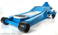 Heavy Duty 3 Ton Low Profile Rapid Pump Hydraulic Trolley Floor Jack Car Garage