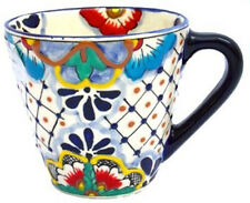 "Talavera style Coffee mug 4.75"""" X 4.50"