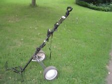 00006000 Gold Eagle Lightweight Push Pull Golf Cart