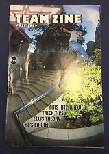 NOS VINTAGE FALL 1999 POWELL SKATEBOARDS TEAM ZINE MAGAZINE SK8