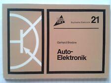 Topp Buchreihe Elektronik Nr.21 (Auto-Elektronik)