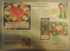 Swift and Company Ad: Swift's Premium Easter Ham 1940's Size: 11 x 15 inches