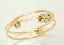 0.75ctw Diamond 14k Yellow Gold Bracelet