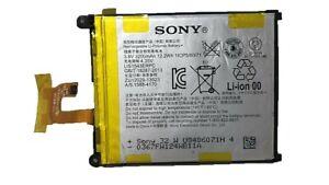 Original Internal Battery Replacement For Sony Xperia Z2 D65xx L50w LIS1543ERPC