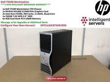 Dell T5500 Workstation, 2x Xeon E5506 2.16GHz, 24GB RAM, 250GB HDD, NVS 300