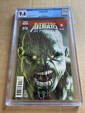 Avengers #684 CGC 9.6, 1st Appearance of Immortal Hulk, 2018 Marvel Comics.