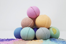 100% Vegan| Non - Gmo| Bath Bombs | Lot of 5 You Pick Your Scent