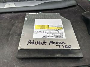 LAPTOP DVD WRITER ADVENT MONZA T100 SN-208 WITH BEZEL AND BRACKET SATA