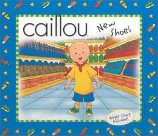 Caillou New Shoes