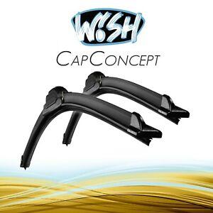 """Wish® CapConcept 24"""" / 17"""" Satz Front Scheibenwischer BMW 3er Cabrio 09/06-08/09"""