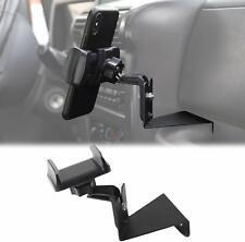 Walkie-talkie & Phone Holder Bracket Mount Rack For Jeep Wrangler TJ 1997-2006
