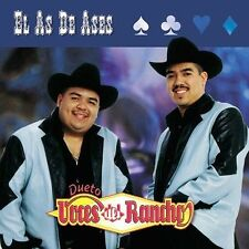 Dueto Voces del Rancho : As De Ases CD