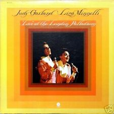 JUDY GARLAND And LIZA MINNELL Live US Press 33 Tours