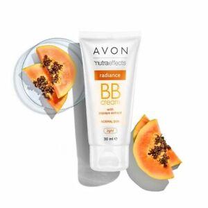 Avon Nutra Effets Rayonnement 5 IN 1 BB Crème Avec Papaye Extrait - Léger