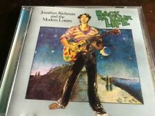 """Jonathan Richman & the Modern Lovers """"Back In Your Life"""" cd Wooded Hill"""