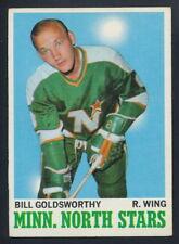 1970-71 Topps Hockey #46  Bill Goldsworthy