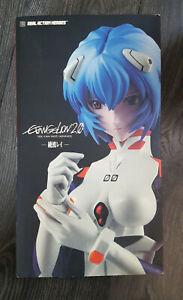 Medicom Toy Real Action Heroes Evangelion Rei Ayanami 1/6 PVC Figure
