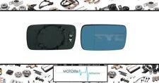 Vetro Specchietto per 3er BMW E46 5er BMW E39 Sinistro Specchietto Sbrinante
