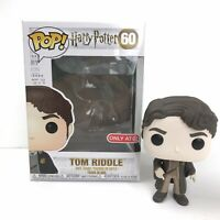 Funko POP! Harry Potter #60 Tom Riddle (Sepia) Target Exclusive w/ Protector