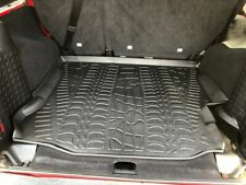Rear Trunk Cargo Floor Tray Liner Mat Pad for JEEP WRANGLER 2007-2018