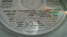 COMPILATION - PROMO EMI FOR RADIO ( CUTUGNO R. CAVALLU DHAMM MANGO...). CD