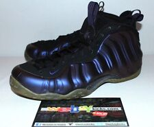 Nike Air Foamposite One Eggplant Purple Sneakers Mens Size 12 Used No Box