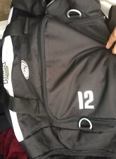 Penrith Panthers game player issue Match Bag  2011 Isc Shorts jersey