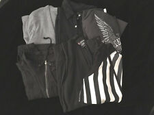 Juniors jackets cardigans LOT preowned goth black long sleeve Express Wet Seal