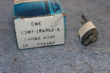 NOS 1969 FORD TORINO WITH FACTORY TACHOMETER RADIO CHOKE SUPRESSION RESISTOR