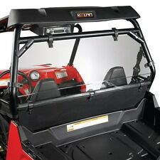 KOLPIN POLARIS RANGER RZR RAZOR 570 800 S 08-10 12 REAR HARD FULL WINDSHIELD