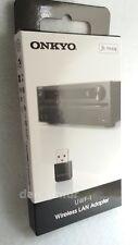Onkyo Wireless LAN USB Adapter UWF-1 (B) black F/S JAPAN + Tracking Number