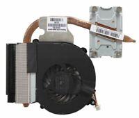 For HP CQ57 Fan 646181-001 CPU CQ43 Heatsink Cooling Fan and Heatsink @