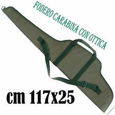 Fodero Imbottito per Fucile da Caccia Mimetico Custodia Imbottita 130Cm TP