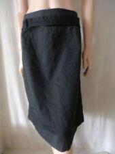 Cotton Blend Polka Dot Above Knee Regular Size Skirts for Women