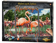 Schipper 609260782 - Malen Nach Zahlen - Flamingos - Neu