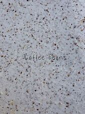 5x Coffee Hull Recycle Handmade Saa Mulberry Paper - Card, Scrapbook