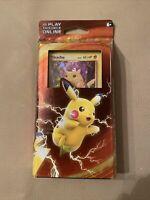 POKEMON XY EVOLUTIONS PIKACHIE POWER THEME DECK TRADING CARD GAME BRAND NEW
