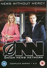ONION NEWS NETWORK - 3 DVD BOX SET - COMPLETE SERIES 1 & 2 NEWS WITHOUT MERCY