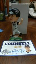 MLB FLORIDA MARLINS CRAIG COUNSELL AUTOGRAPHED 1997 WORLD SERIES BOBBLEHEAD