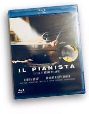 Il Pianista Blu-ray Disc. Fuori Catalogo. Nuovo Sigillato.