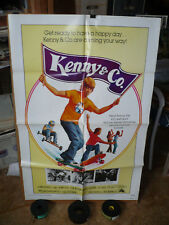 KENNY & CO., near mint orig 1-sht / movie poster (Don Coscarelli)  1976