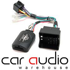 Skoda Fabia 2007 On CLARION Car Stereo Radio Steering Wheel Interface Stalk