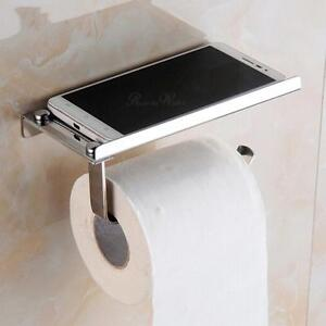 Toilet Roll Holder Tissue Holder WC Papers Stand Dispensers Wall Mounted //
