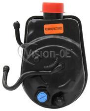 Power Steering Pump fits 1990-1995 GMC C3500,K3500 C2500 Suburban,K2500 Suburban