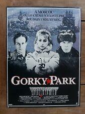 Cartel Gorky Park William Hurt Lee Marvin 40X60