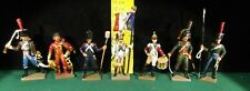 STARLUX Plomb - Lot de 7 figurines Empire - Napoléon - Atlas